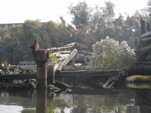 Curtis Creek abandoned boats 4