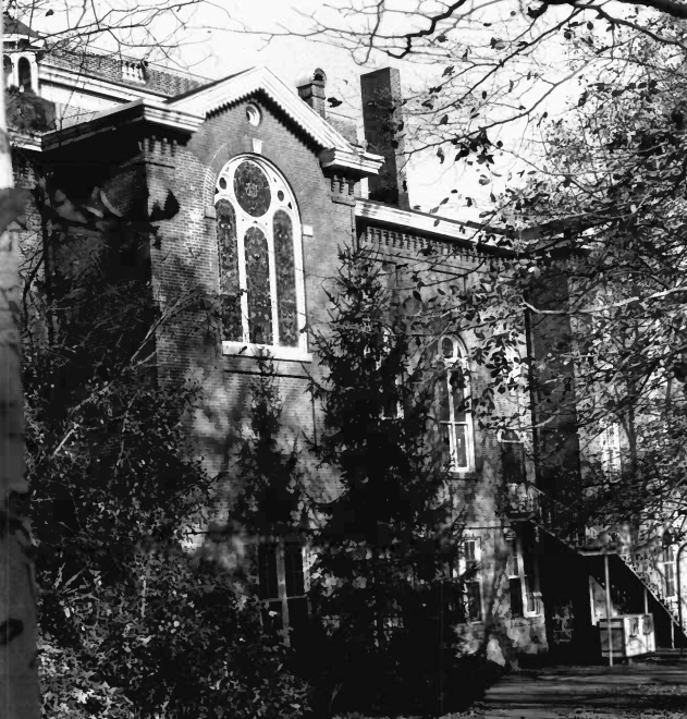 St. Mary's College And Chapel, Or, Hell House; The Wages