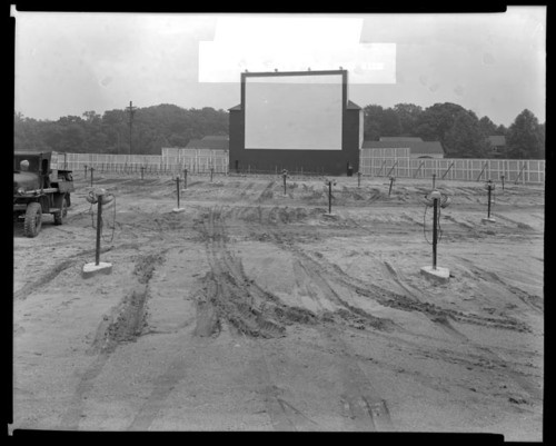 Fit For Less Near Me >> Lost Drive-In Theaters in Maryland; The Vanished Pastime of a Generation | Abandoned Country
