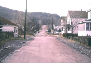 S Dickerson Looking south PreSep 67